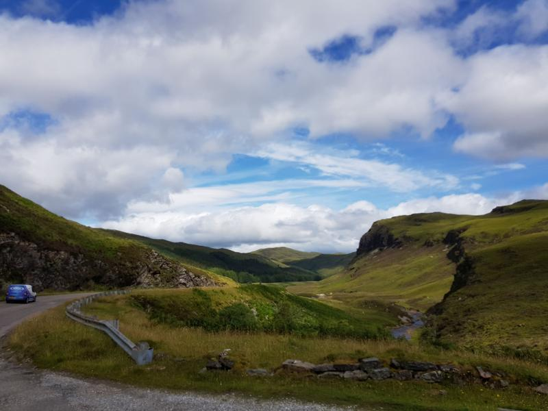 De reis in Schotland (Foto: spylacopa_68)