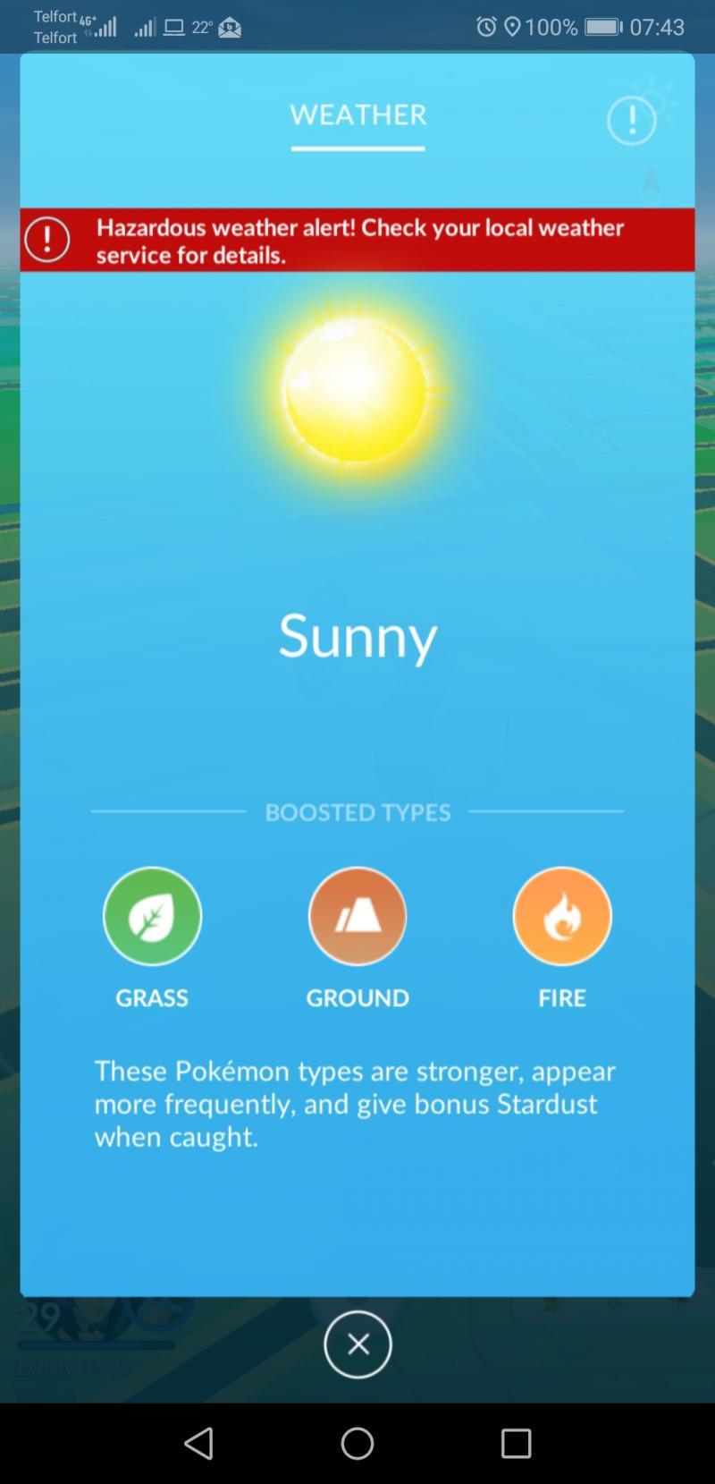 Pokemon Go geeft weeralarm af