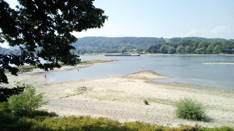 De Rijn in Duitsland (Foto: qltel)