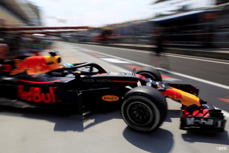 Ricciardo opent als snelste in Hongarije (Pro Shots / Action Images)