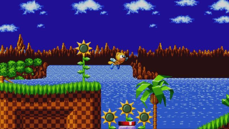 Sonic Mania Plus - Ray (Foto: SEGA)