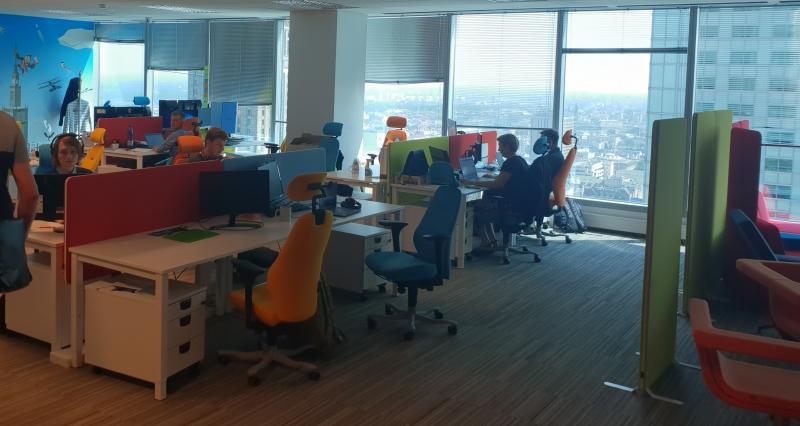 G2A kantoor