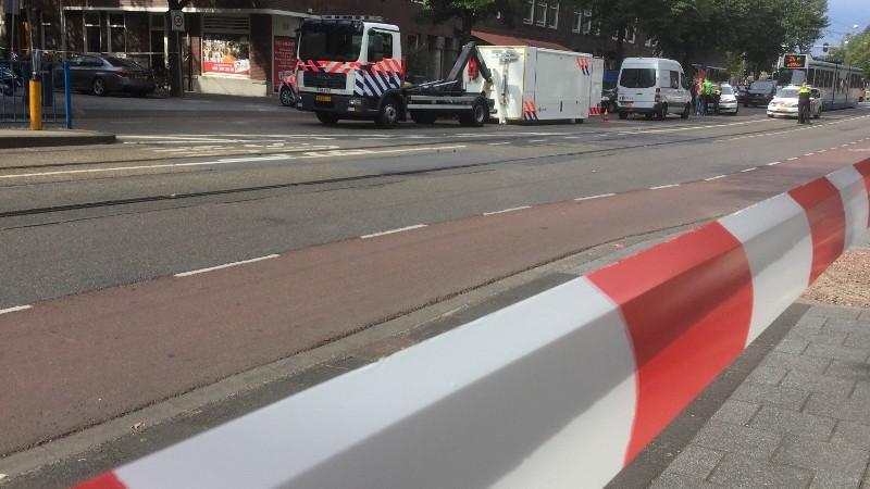 Slachtoffer schietpartij Amsterdam overleden (Foto: Politie.nl)