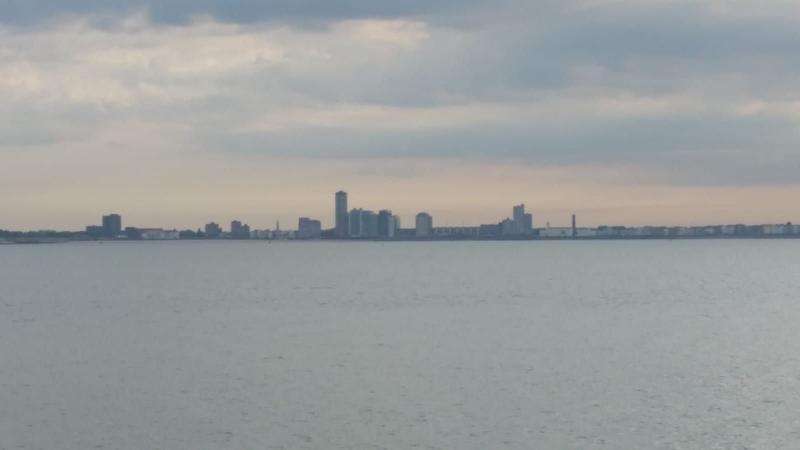 Skyline van Vlissingen (Foto: Interpretatie)