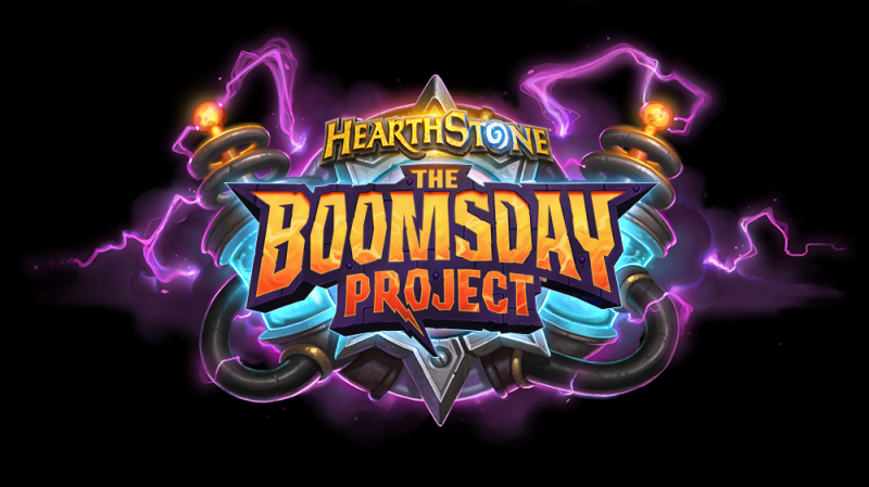 Hearthstone The Boomsday Project