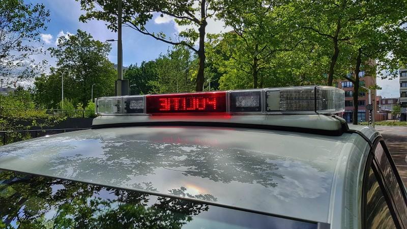 Man loopt met doorgeladen geweer in Helmonds park (foto: Stockfoto politie.nl)