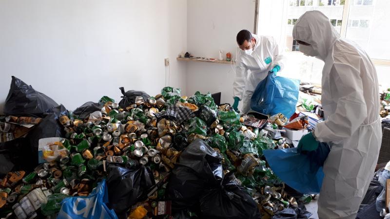 Rotterdamse agenten dwingen crisisinterventie af  (Foto: Wim Rietveldt)