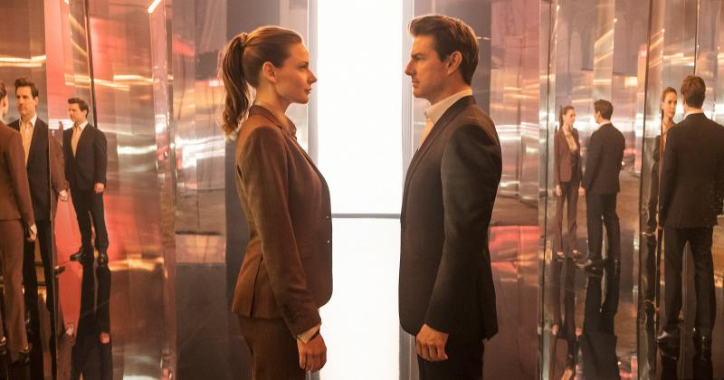 Mission: Impossible - Fallout confrontatie