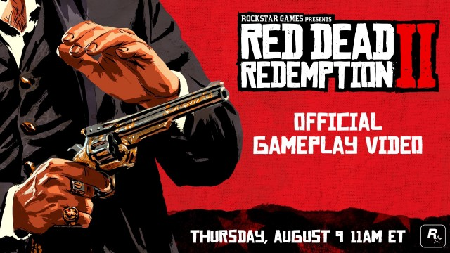 Red Dead Redemption 2 Gameplay Teaser