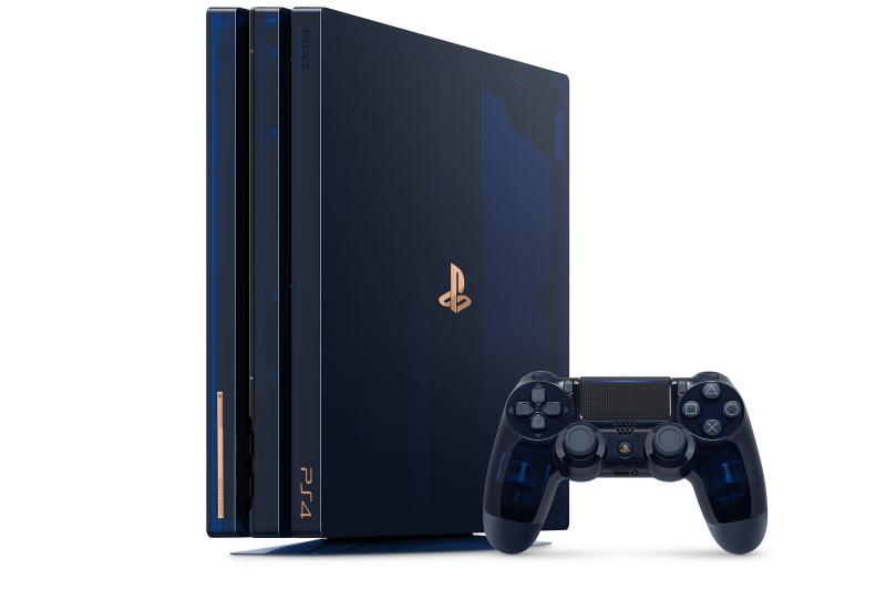 PlayStation 4 Pro 500 Miljoen Limited Edition