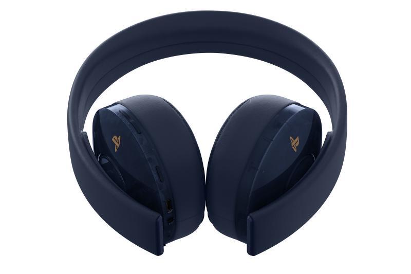 PS4 Headset 500 miljoen