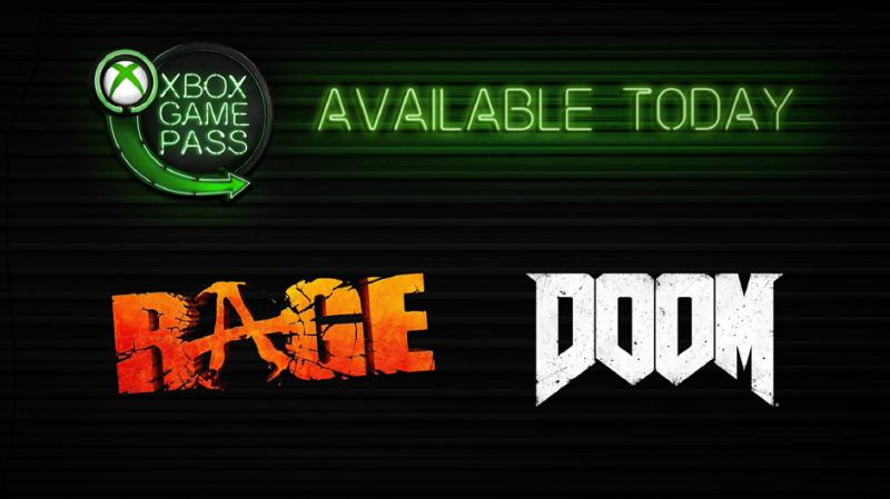 Rage Doom Game Pass