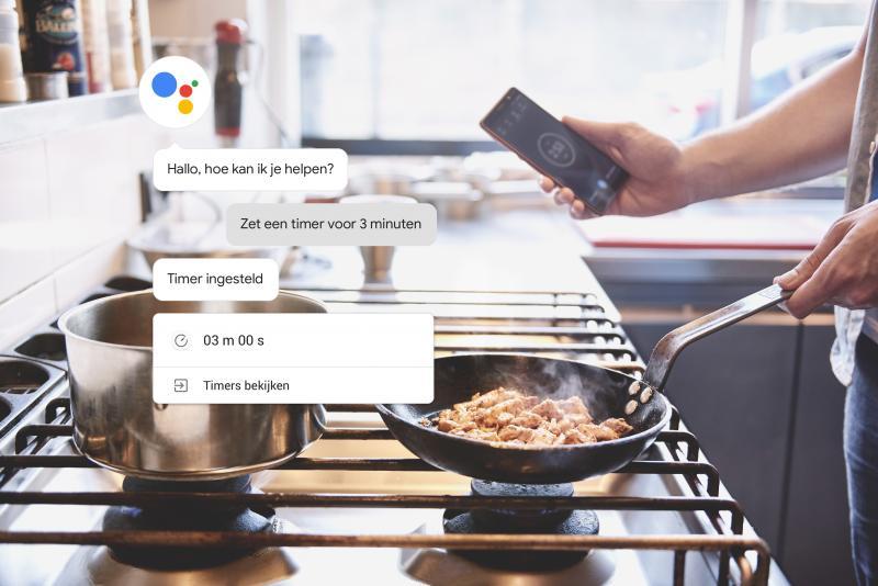 Google Assistent - Timer (Foto: Google)