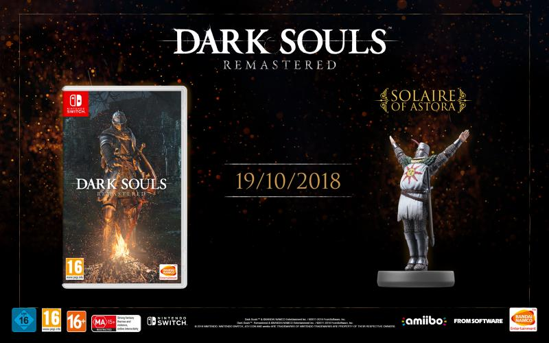 Dark Souls Remastered - Switch (Foto: Bandai Namco)