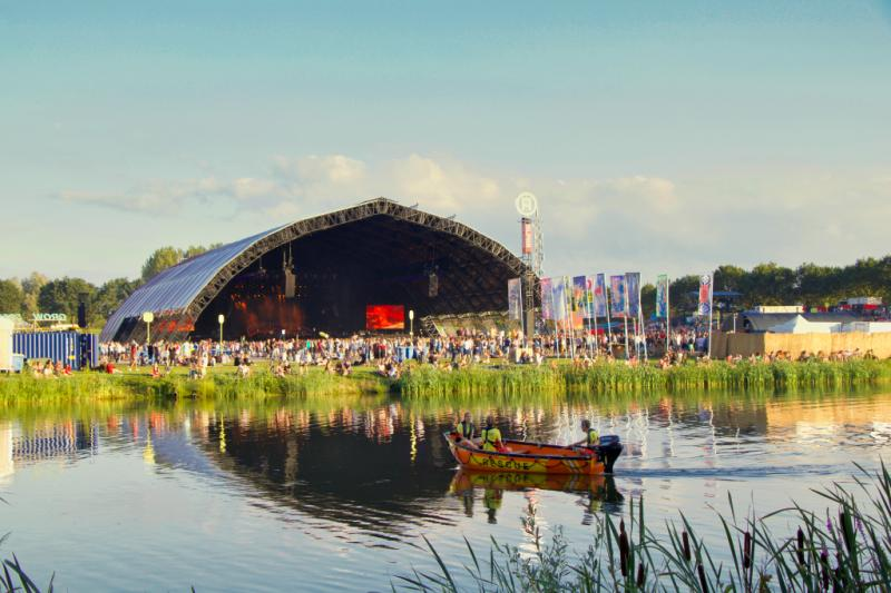 Lowlands 2018: Alpha / Lake Lowlands (Foto: Peter Breuls)