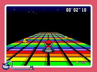 WarioWare Gold Mario Kart