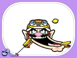 WarioWare Gold Minigame