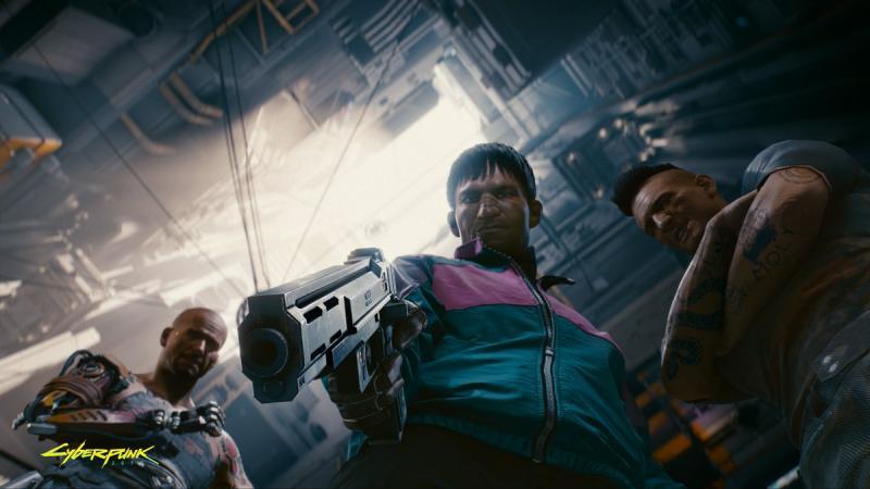 Cyberpunk 2077 Gamescom 1