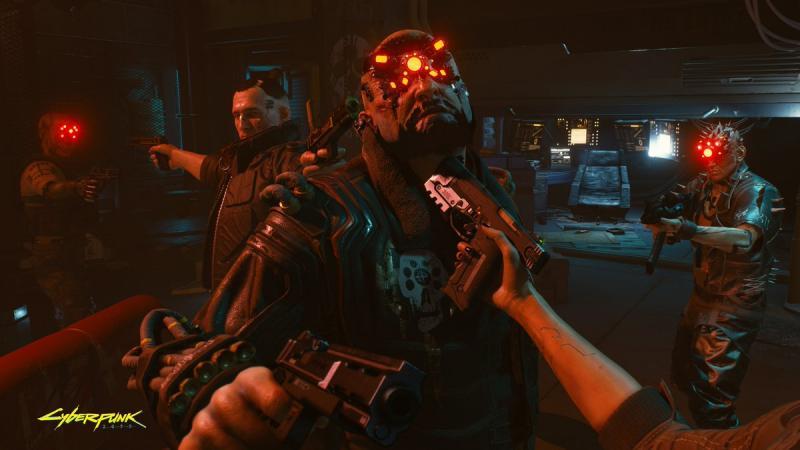 Cyberpunk 2077 Gamescom 2