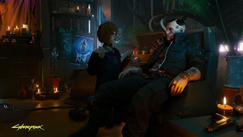 Cyberpunk 2077 Gamescom 4