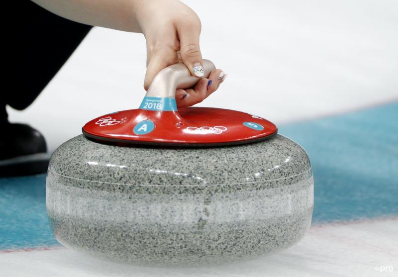 De curlingheren krijgen meer geld van NOC*NSF. (PRO SHOTS/Action Images)