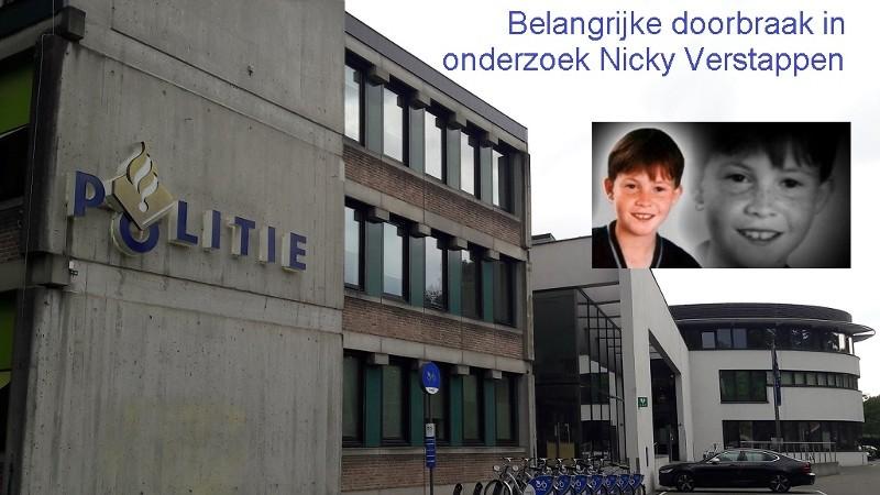 Doorbraak in zaak Nicky Verstappen  (Foto: Politie)