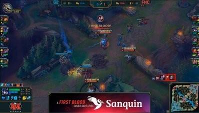 Sanquin op jacht naar gamers met #myfirstblood