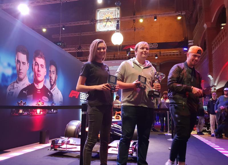 Lancering F1 2018