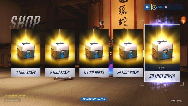 overwatch loot boxen