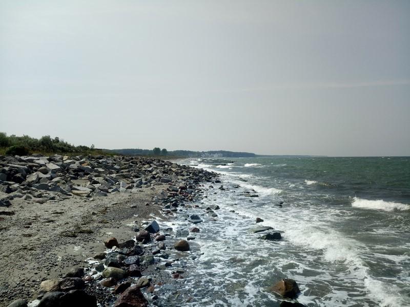 Börgerende aan de Oostzee in Duitsland (Foto: bazbo)