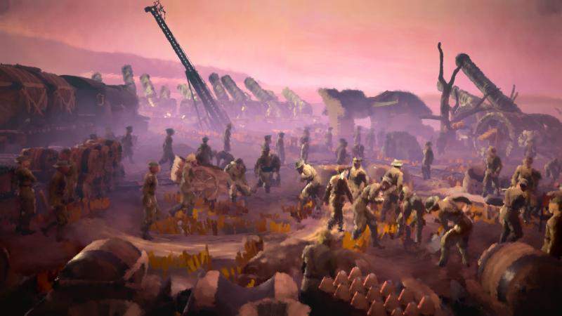 11-11: Memories Retold - War (Foto: Bandai Namco)