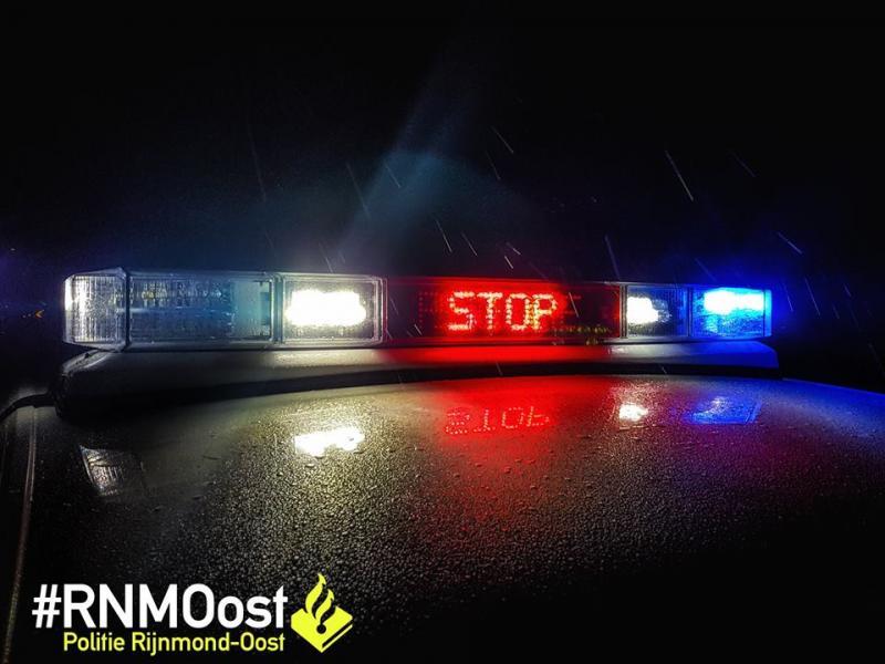 Politie plukt 11-jarige bestuurder van de weg (Foto: Politie Rotterdam Oost)