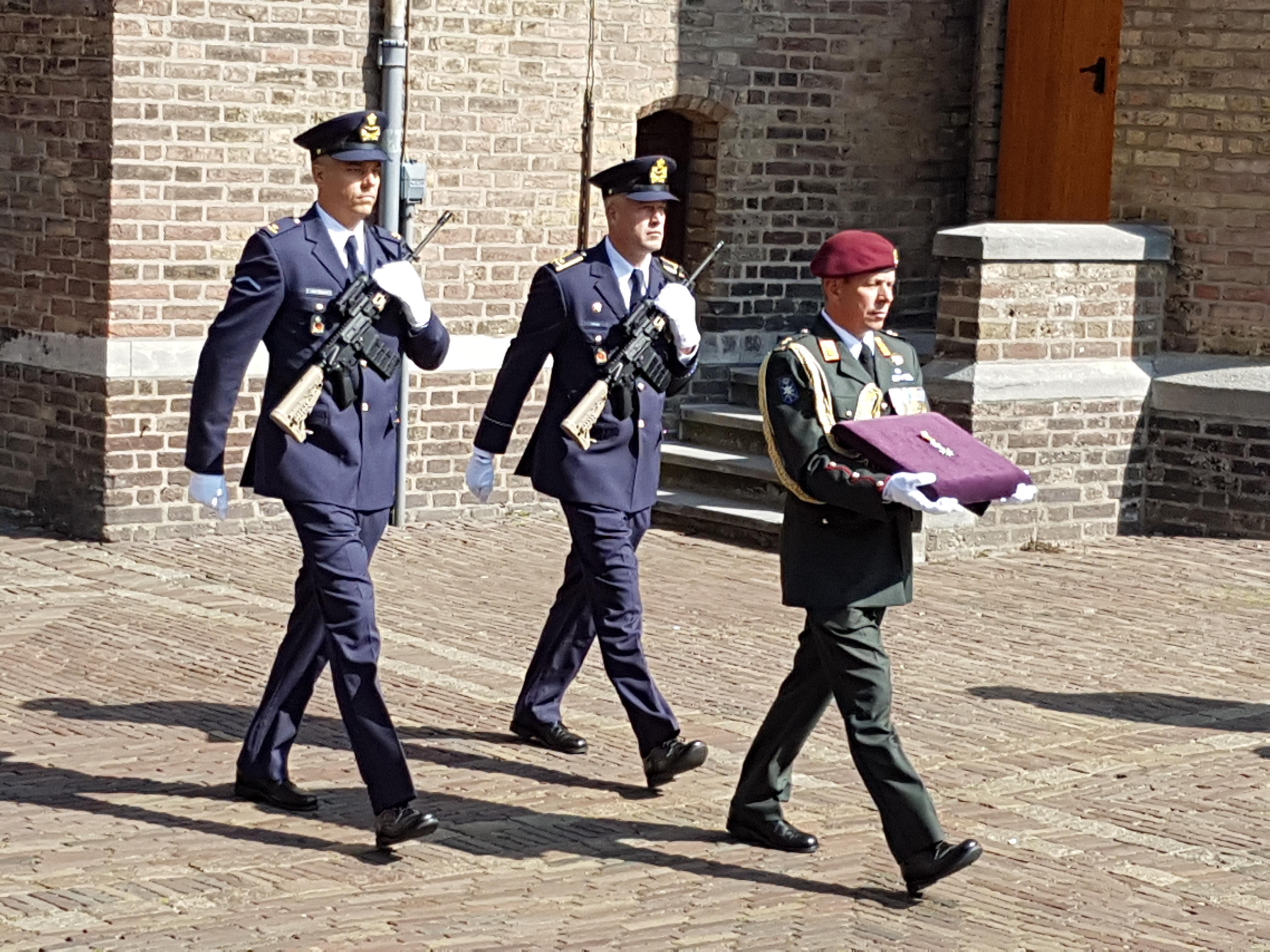 De Militaire Willems-Orde voor De Ruiter