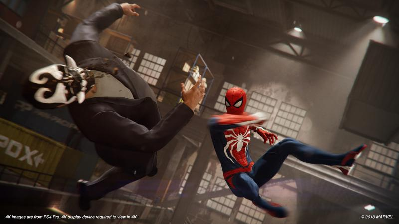 Spider-Man - Fight with demon (Foto: Sony PlayStation)