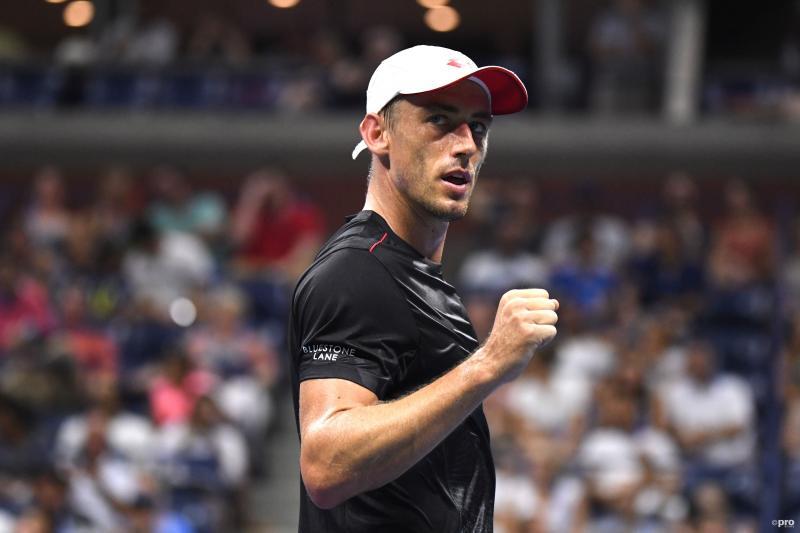 Millman stunt met uitschakeling Federer op US Open (Pro Shots / Action Images)