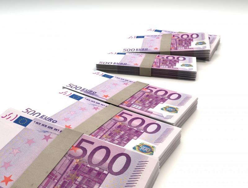 71-jarige uitkeringstrekker vast om witwassen half miljoen euro  (Foto ter illustratie ©pxhere.com)