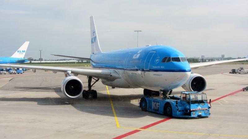 Pilote die niet kon vliegen ontslagen bij KLM (Foto: Stockfoto PXhere)
