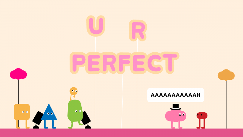 Pikuniku - Perfect (Foto: Devolver Digital)