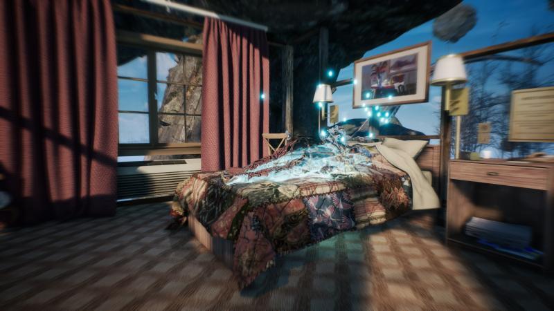 Twin Mirror - Hotel Room (Foto: Bandai Namco)