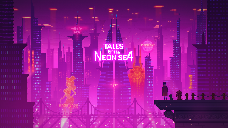 Tales of the Neon Sea