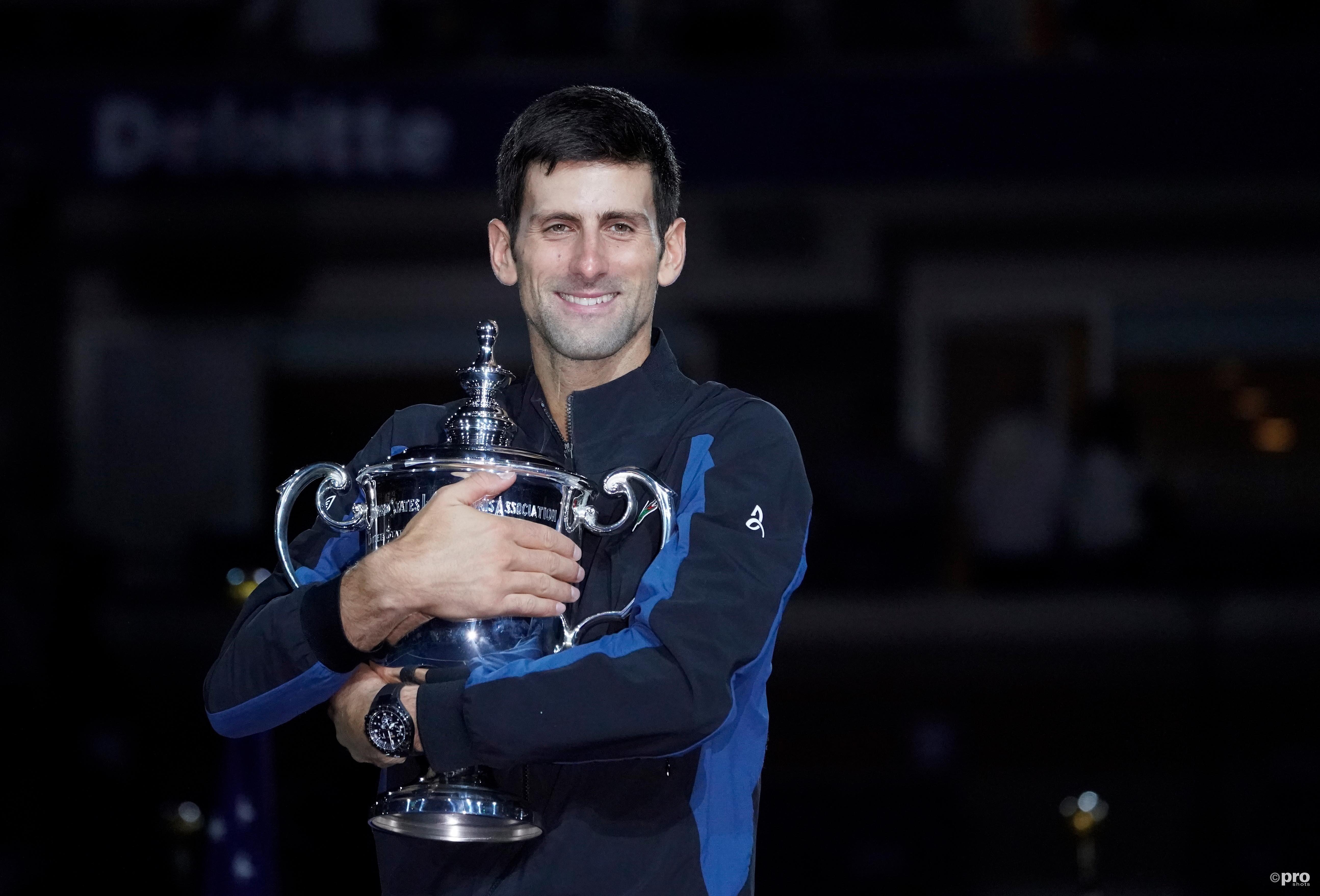 Novak Djokovic wint derde US Open-titel. (PRO SHOTS/Action Images)