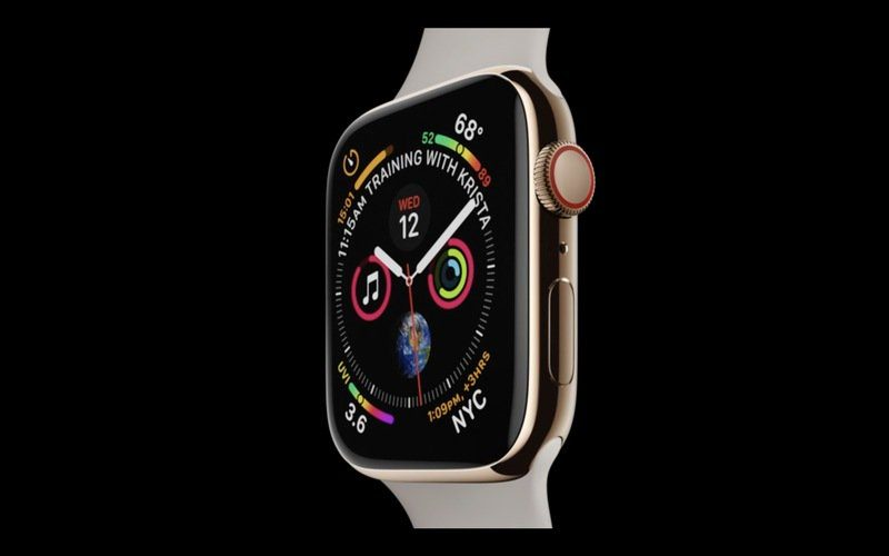 Apple Watch 4 (Foto: Apple)