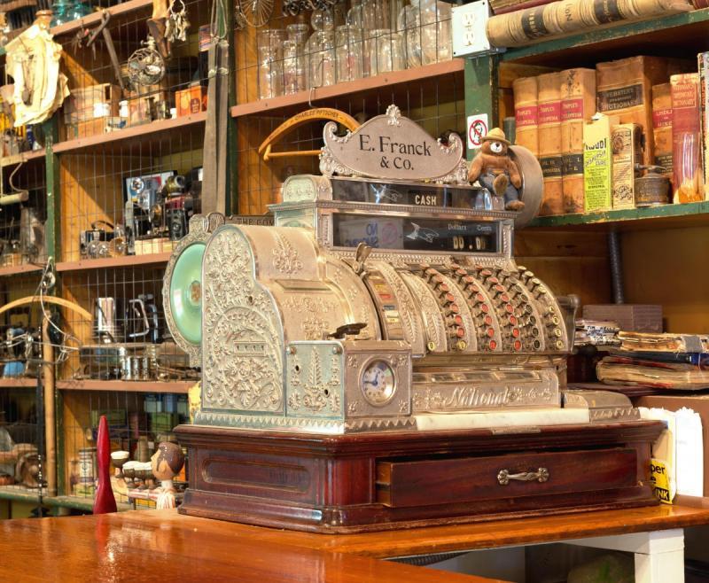 Hardnekkige winkeldief aangehouden (Foto: Stockfoto PXhere)