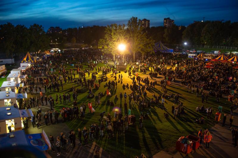 Baroeg Open Air groot succes (Foto: Brian van Rensen)