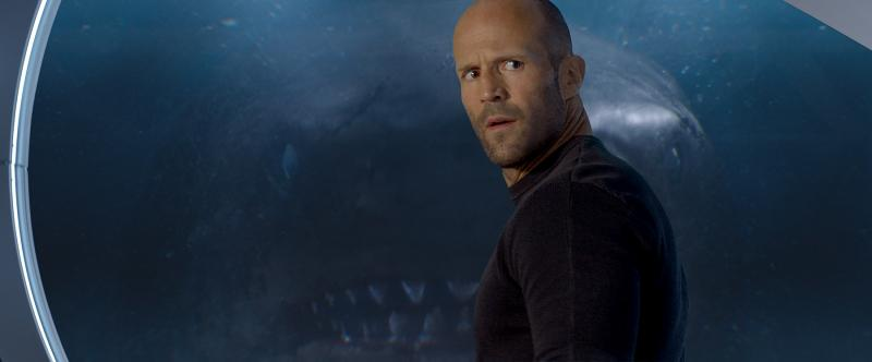 The Meg: Jason Statham