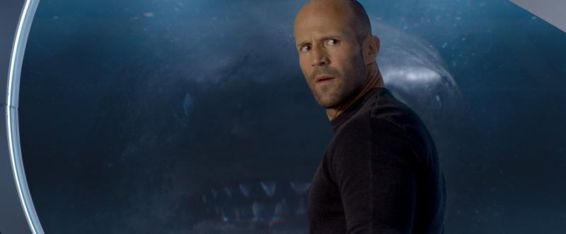 The Meg: Jason Statham