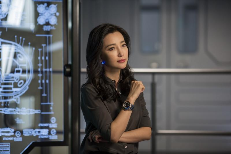 The Meg: Li Bingbing