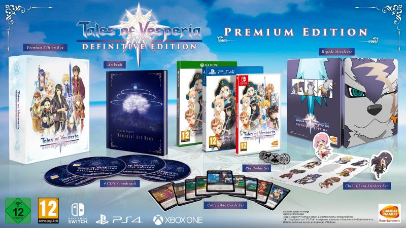 Tales of Vesperia - Premium Edition (Foto: Bandai Namco)