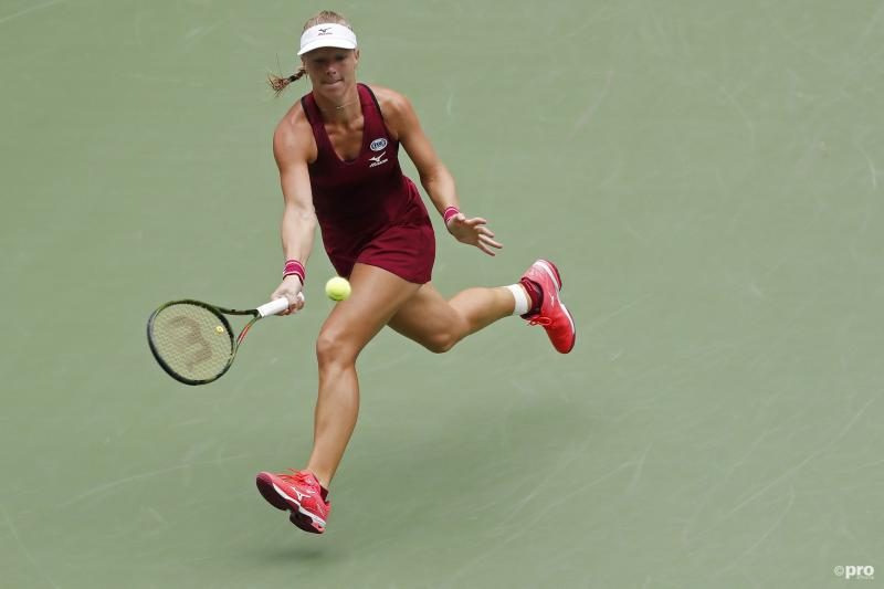Bertens naar achtste finales op WTA-toernooi Seoul (Pro Shots / Action Images)