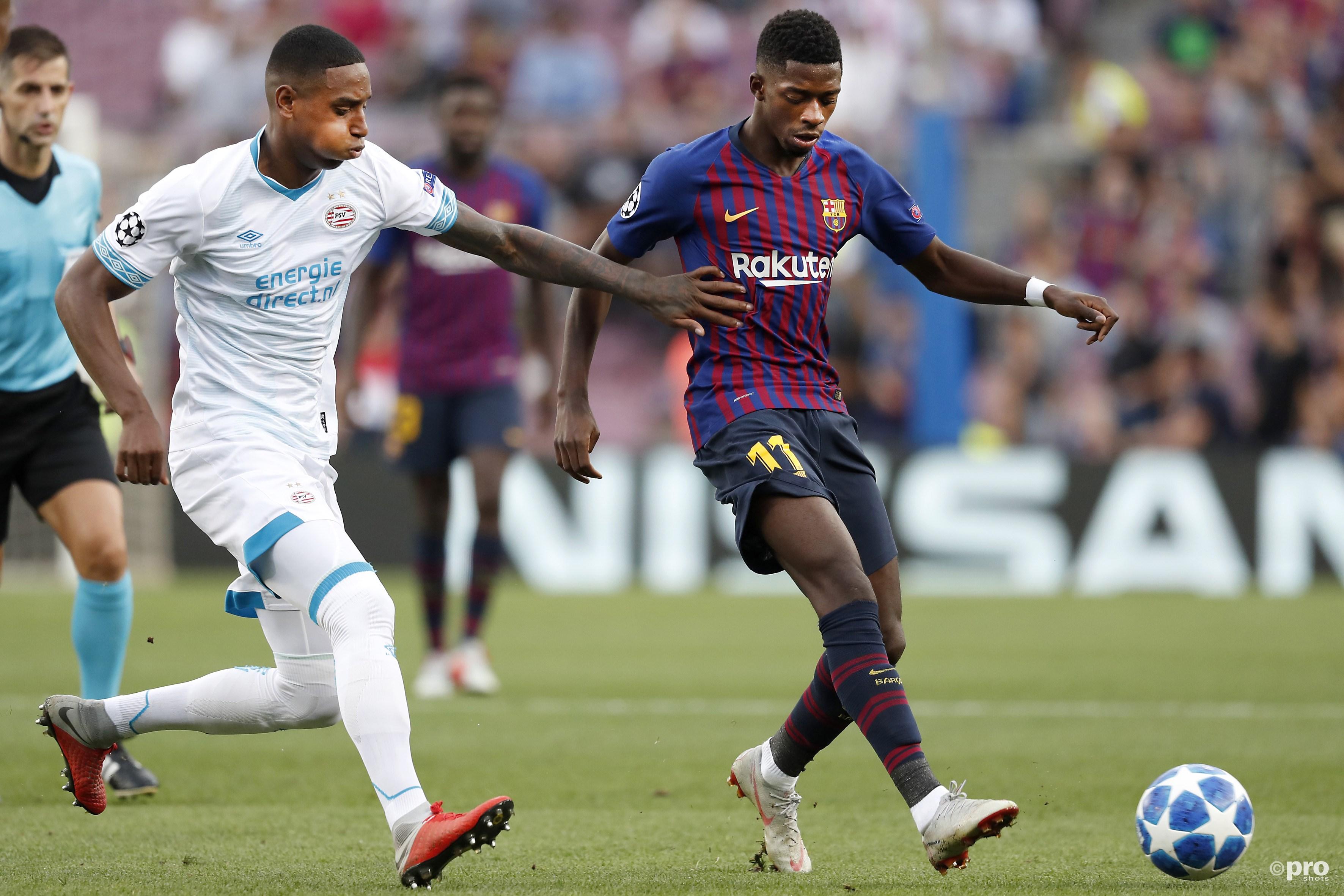 Barcelona - PSV (PRO SHOTS/Kay Int Veen)